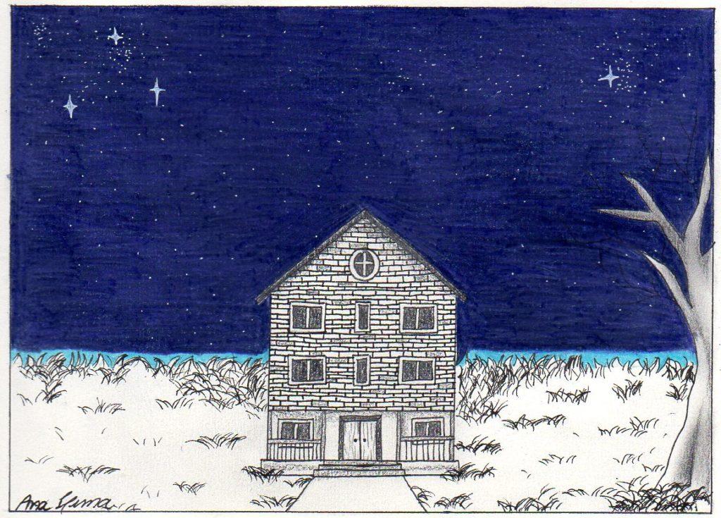 a casa - post quarentena - um labirinto