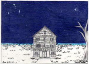 Uma casa chamada quarentena